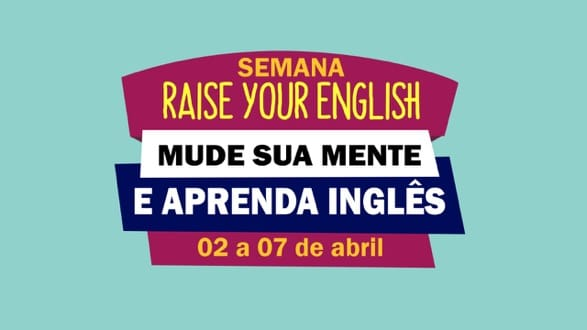 semana raise your english capa